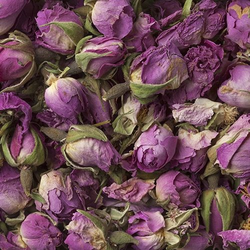 Ingredients-for-botanical-cocktails-fruits-flowers-and-spices-in-drinks-dried-rose-buds